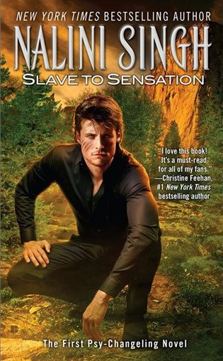 Analyse structurelle : Slave to Sensation (Psy/Changeling #1), de NaliniSingh